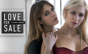 SamanthaBentley and TracyLindsay - LoveForSale by SexArt