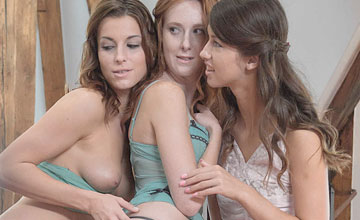 LindaSweet, VictoriaDaniels, SusanAyn and DenisReed - Let's Have a Foursome