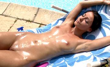 MelisaMendiny melissa - Fishnet Bikini by alsscan