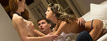GinaGerson LindaSweet and KristofCale - Skyline