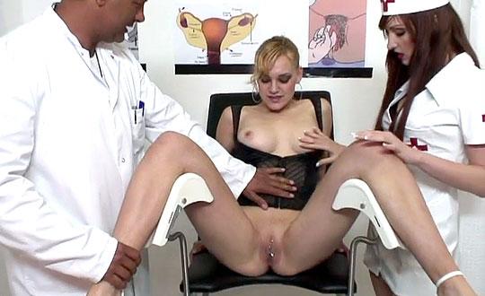 Squirt clinic sofiavalentine pearly pornobob