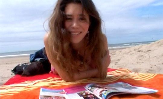 chanella op t strand