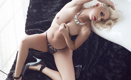 AlissaArden BrittneyShumaker CaseyConnelly GeorgieGee IanaLittle RebySky HighHeels by playboyplus