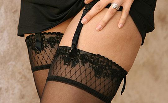 Stockings 10 nylons nylon fishnets