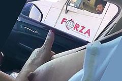 forza boobs car road