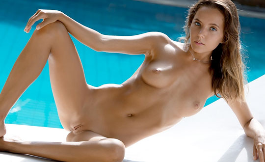 Katya Clover - Fun in the Sun KatyaClover by playboyplus