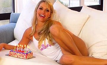 Mia Malkova Happy Birthday