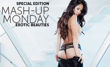 Mash Up Monday Exotic Beauties volume 1 MashUpMonday