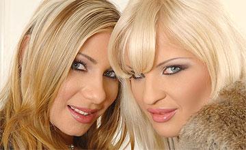 Rachel Evans and Kassey Krystal
