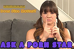 Ask A Porn Star: Does Size Matter ?