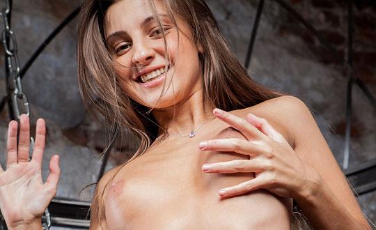 Maria Rya - Caged MariaRya Melena Tara by thelifeerotic