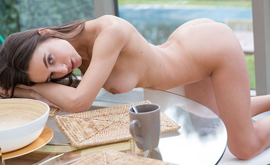 Gloria Sol - Makya GloriaSol by MetArt