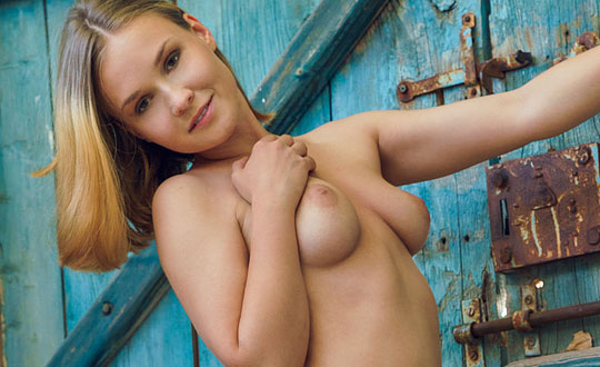 Lucretia - Farmers Daughter LucretiaK by MetArt