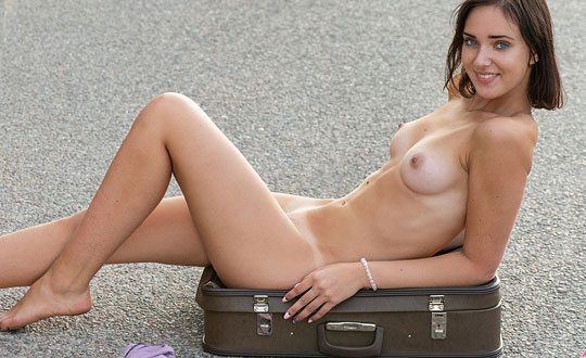 Oxana Chic - Traveler OxanaChic by MetArt